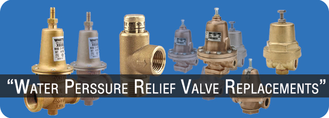 replacement water pressure relief valve parts by valve check inc. Black Bedroom Furniture Sets. Home Design Ideas