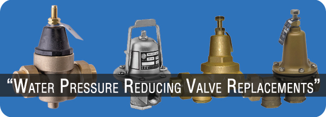 replacement water pressure reducing valve parts by valve check inc. Black Bedroom Furniture Sets. Home Design Ideas